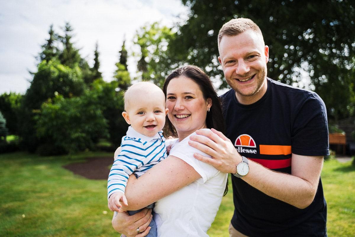 Familie Shooting Fotograf Neumünster